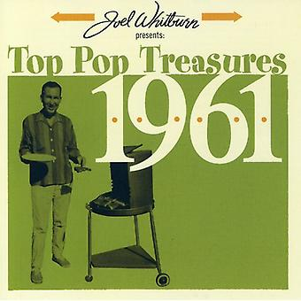 Joel Whitburn Presents: Top Pop Treaures - Joel Whitburn présente: importation USA Top Pop Treaures [CD]