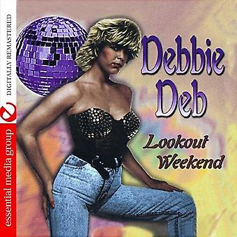 Debbie Deb - Lookout Weekend [CD] USA import