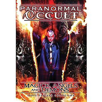 Paranormal okkulte: Magick Angels & dæmoner [DVD] USA importerer