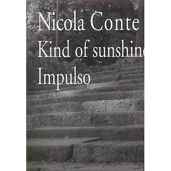Nicola Conte - lidt solskin/Impulso [Vinyl] USA import