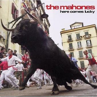 Mahones - her kommer Lucky [CD] USA importerer
