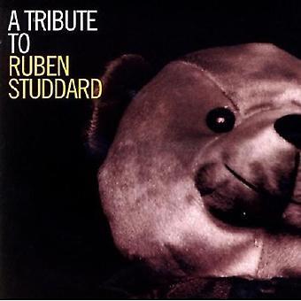 Hyldest til Ruben Studdard - hyldest til Ruben Studdard [CD] USA importerer