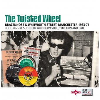 Forskellige kunstner - Club sjæl 2 - Twisted Wheel [CD] USA import
