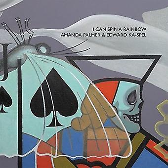 Palmer, Amanda / Ka-Spel, Edward - jeg kan spinde en regnbue [Vinyl] USA importerer