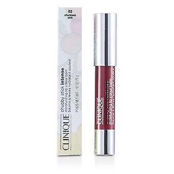 Clinique Chubby Stick Intense Moisturizing Lip Colour Balm - No. 2 Chunkiest Chill - 3g/0.1oz