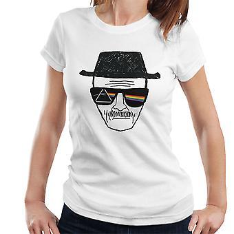 Dark Side Of Walter White Heisenberg Women's T-Shirt