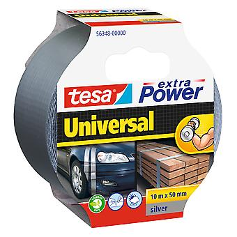 Tesa Extra Power Universal Duct Tape 10M:50Mm Black