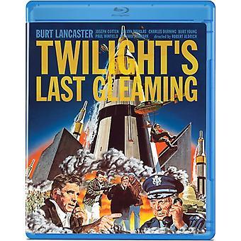 Twilight's Last Gleaming (1977) [BLU-RAY] USA import