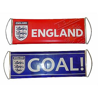 England Official Fanbana Football Banner