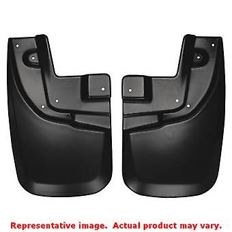 Husky Liners 56931 Black Custom Molded Mud Guards   FITS:TOYOTA 2005 - 2014 TAC