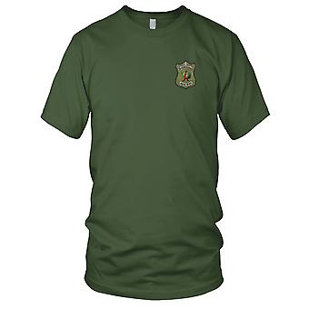 PHOENIX Patrol CIA Operation PHUONG HOANG HANH QUAN - Vietnam War Embroidered Patch - Mens T Shirt