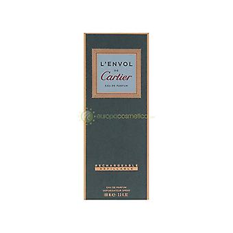 Cartier L'envol De Cartier Eau De Parfum Spray Refillable 100ml