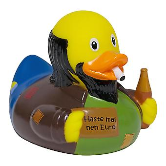 Lilalu Begger Rubber Duck Bathtime Toy