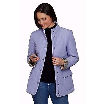 Womens Padded quilted Jacket David Barry Style 602