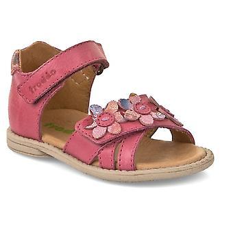 Froddo Girls G2150082-5 Sandals Coral Pink