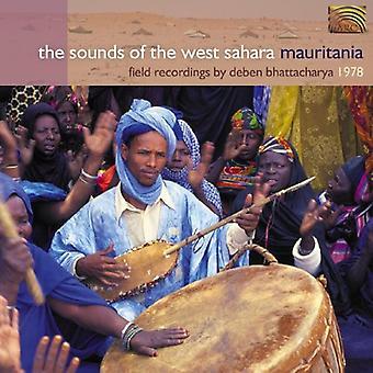 Sounds of the West Sahara-Mauritania - Sounds of the West Sahara-Mauritania [CD] USA import