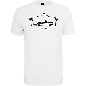 Mister tee shirt - CRUISIN' white