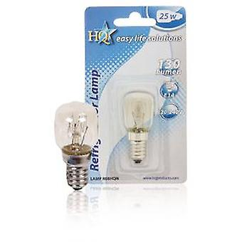 HQ Bulb 25W E14 T25 Refrigerator (Verlichting , Spaarlampen)