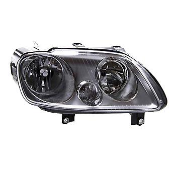 Right Headlamp (Electric With Motor) for Volkswagen CADDY mk3 Life and Maxi 2003-2010