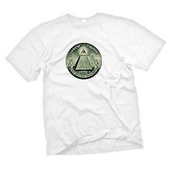 T-shirt Femmes - Illuminati - Conspiracy