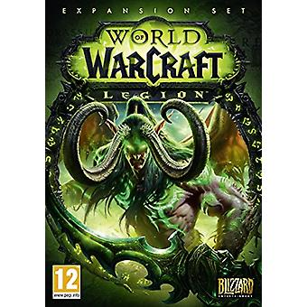 World of Warcraft Légion (PC DVDMac)
