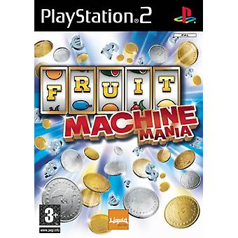 Frugt maskinen Mania (PS2)