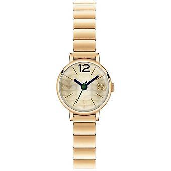 Orla Kiely Frankie Gold PVD acciaio OK4018 orologio