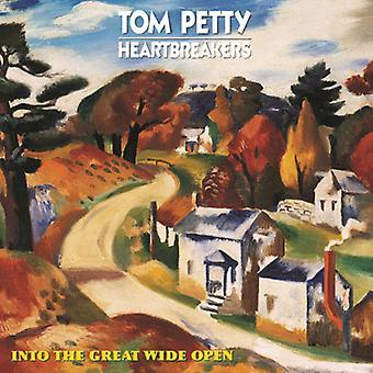 Tom Petty & Heartbreakers - in the Great Wide Open [Vinyl] USA import