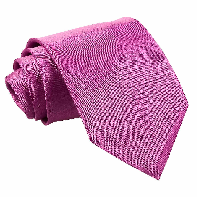 Mulberry Plain Satin Classic Tie