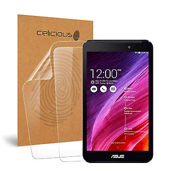 Celicious Vivid Invisible Glossy HD Screen Protector Film Compatible with Asus FonePAd (2014) [Pack of 2]