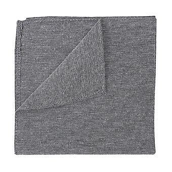 Plaza del carbón de leña cambray algodón bolsillo