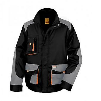 Result Work-Guard Mens Lite Jacket