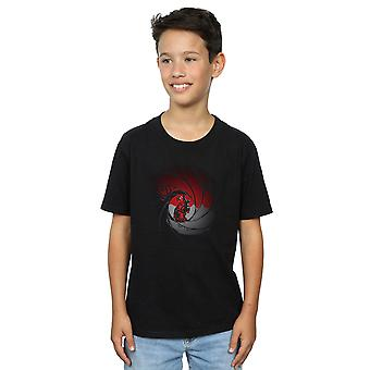 Marvel drenge Deadpool Gun Barrel T-Shirt