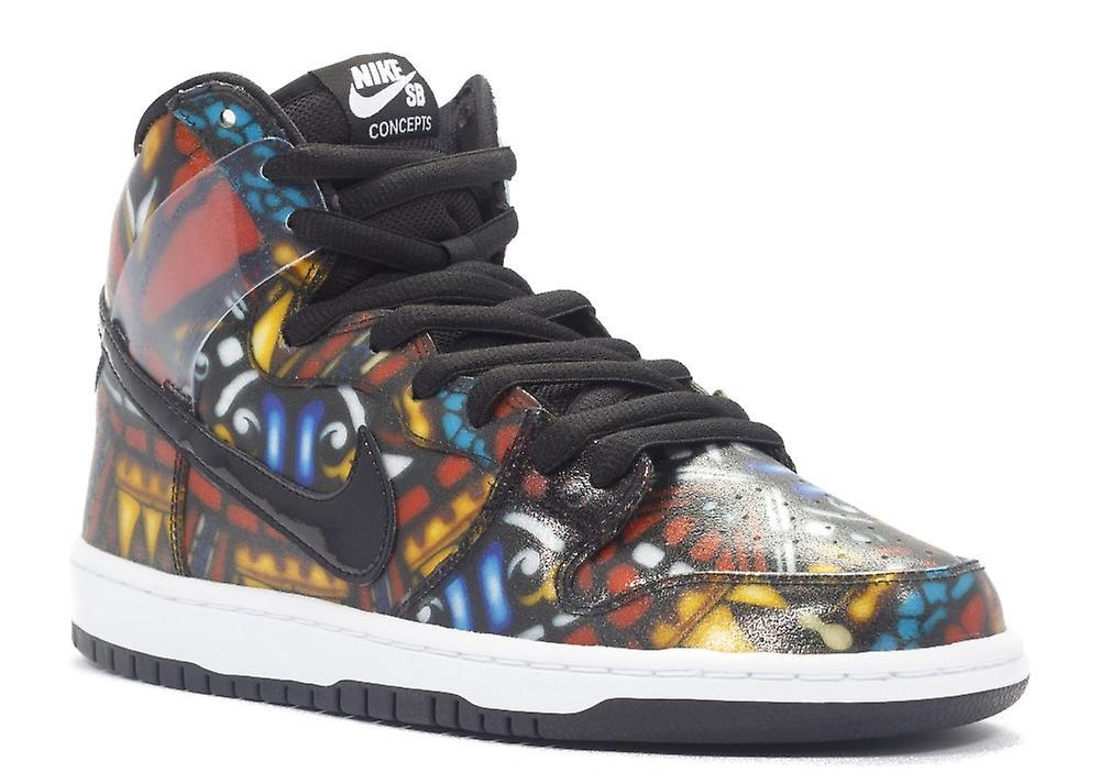 Dunk High Premium Sb  Vitrail  - 313171 - 606 - chaussures