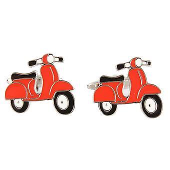 David Van Hagen Scooter gemelos - rojo