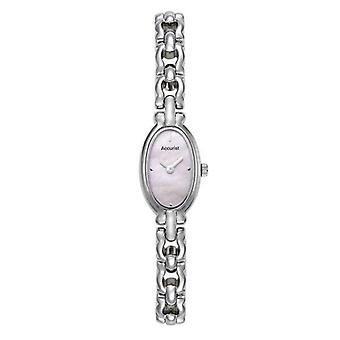 Accurist Womens Hallmarked Solid Sterling Silver LB1202 Watch