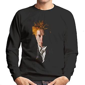 John Lydon Johnny Rotten Of Public Image Ltd Men's Sweatshirt