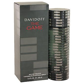 Davidoff de Game Eau de Toilette 100ml EDT Spray
