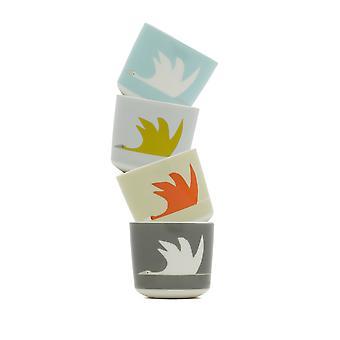 Scion Colin Crane Egg Cup Set of 4