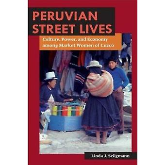 Peruvian Street Lives - Culture - Power - and Economy Among Market Wom