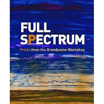 Todo o espectro - impressões do Workshop em Brandywine por Ruth E. Fine-