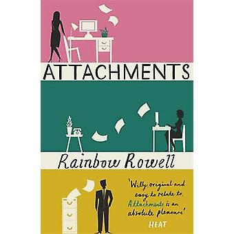 Attachments by Rainbow Rowell - 9781409120537 Book