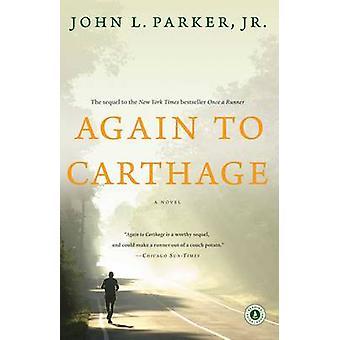 مرة أخرى إلى قرطاج-رواية جون باركر لام-كتاب 9781439192481