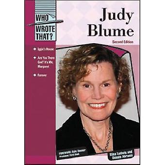 Judy Blume (2nd Revised Edition) von Elisa Ludwig - Dennis Abrams - 97
