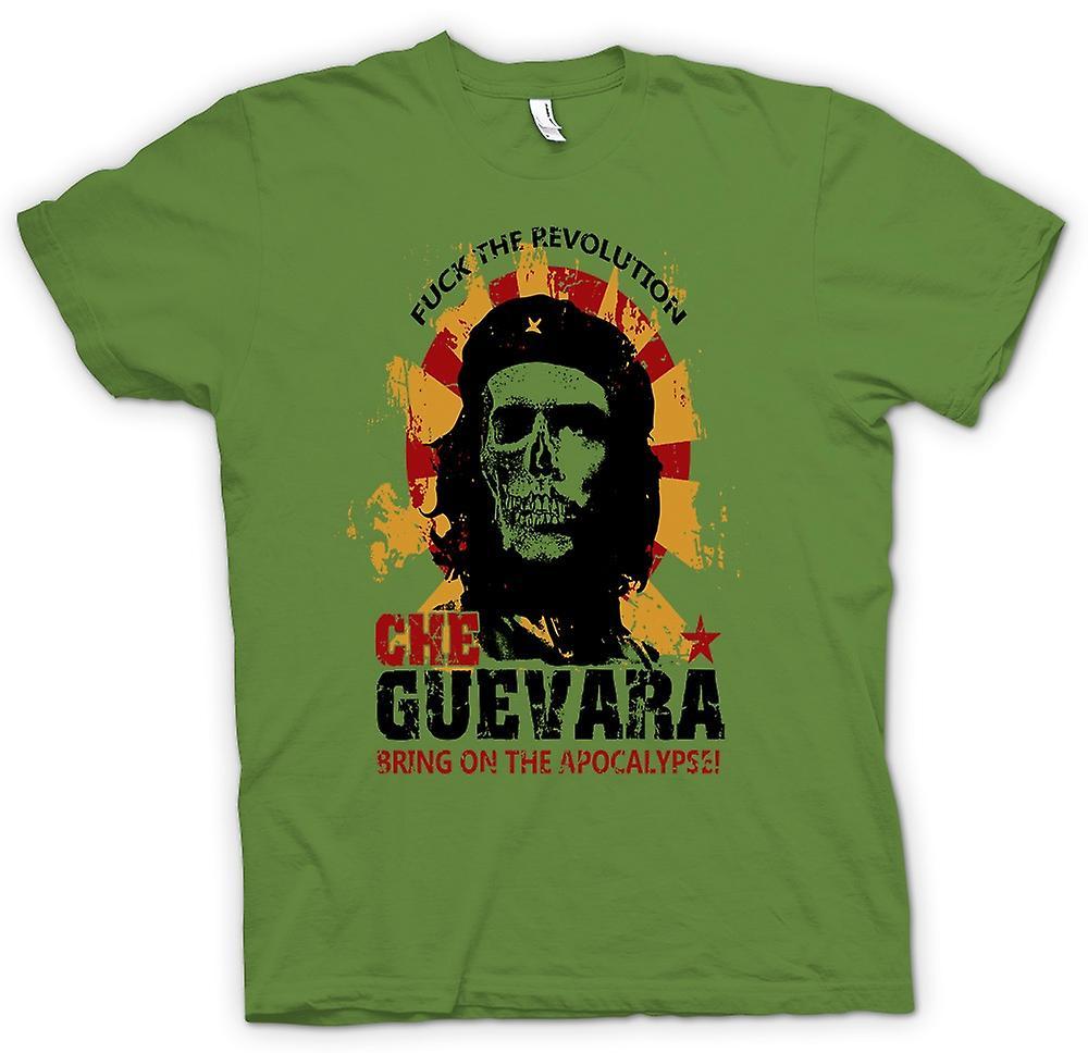 Mens T-shirt - Che Guevara - Apocalypse - Communism