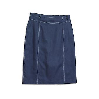 Lucia Skirt 453102 bleu