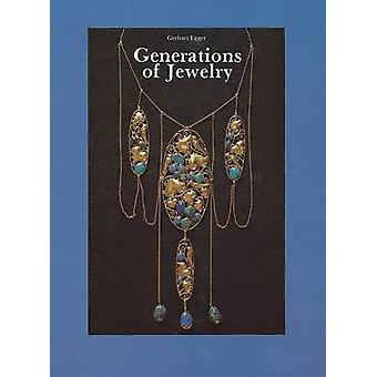 Generations of Jewellery by G. Egger - 9780887401244 Book