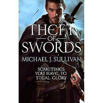 Diebstahl der Schwerter: Die Riyria Offenbarungen