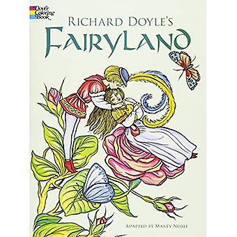 Richard Doyle Märchenland Malbuch (Dover Pictorial Archives)