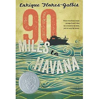 90 Miles till Havanna